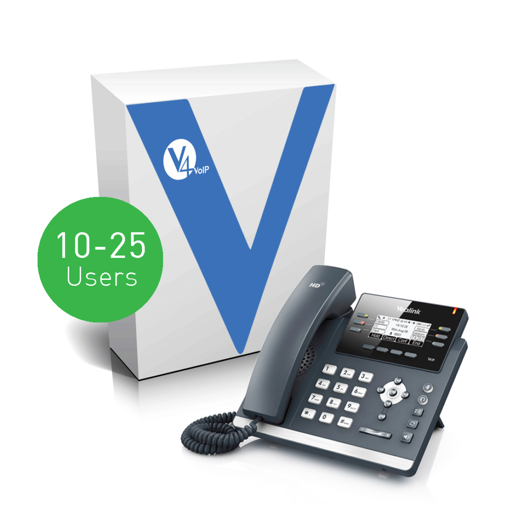 VoIP/Telecoms - V4VoIP